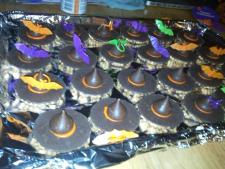 Baking Halloween Treats!