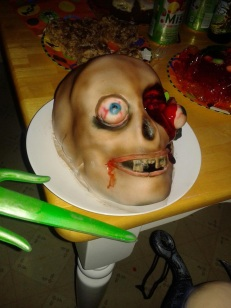 Cake!!!??? Creepy yum!